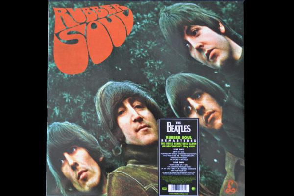 Rubber Soul - Beatles - 0094638241812