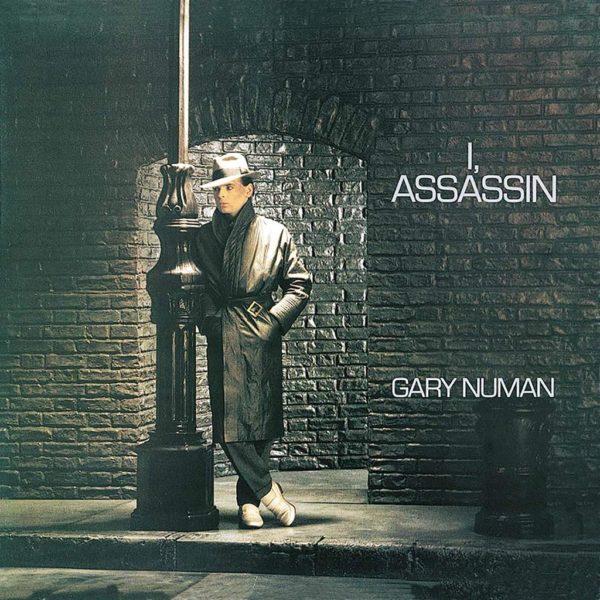 I, Assassin - Gary Numan - BBQLP40