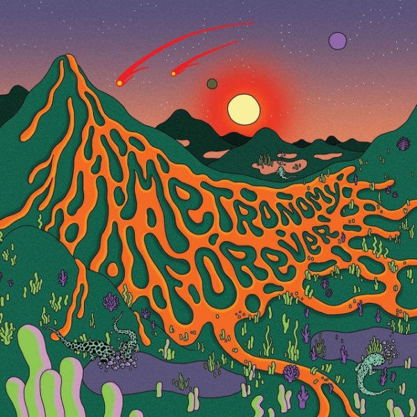 Metronomy Forever - Metronomy - BEC5650091