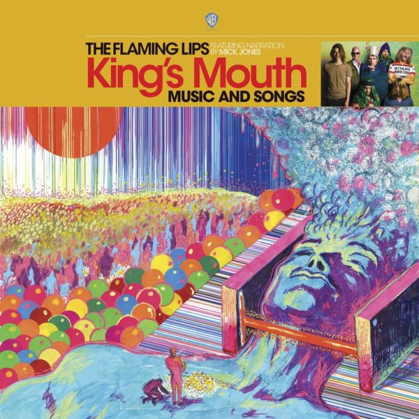 King's Mouth - Flaming Lips - BELLA889VS