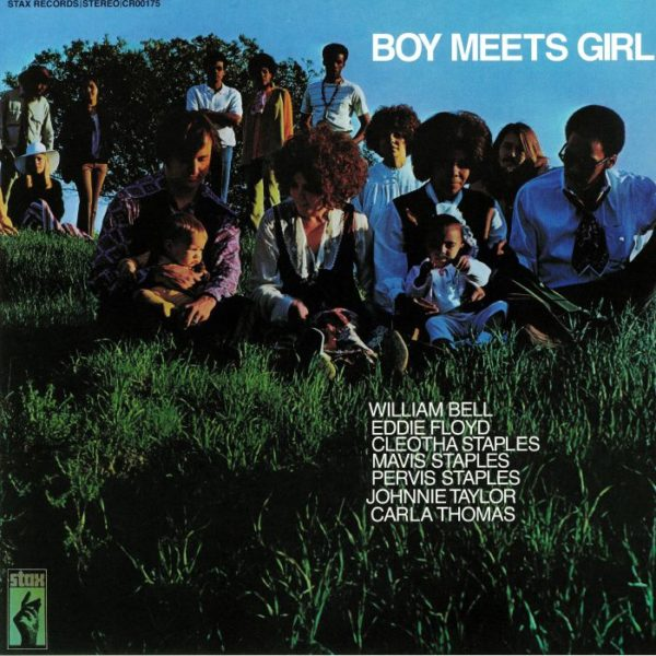 Boy Meets Girl: Classic Stax Duets - Various - 7208761