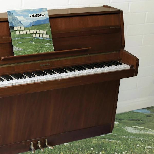 The Sophtware Slump ..... on a wooden piano - Grandaddy - DGB2195