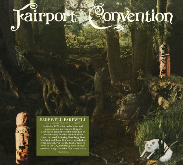 Farewell Farewell (40th Anniversary Edition) - Fairport Convention - DEMREC467