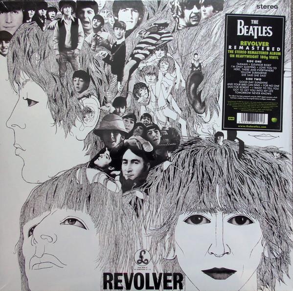 Revolver - Beatles - 0094638241713
