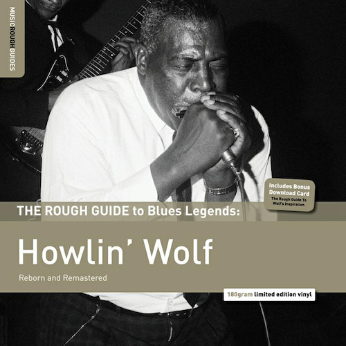 The Rough Guide to Jazz and Blues Legends: Howlin' Wolf - Howlin' Wolf - RGNET1278LP