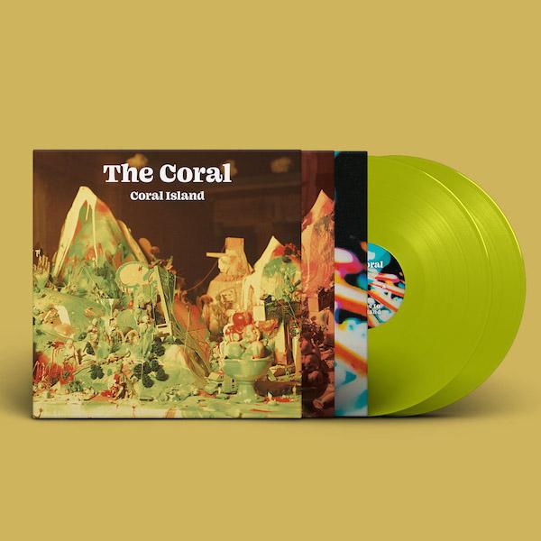 Coral Island - Coral - RO1LPX