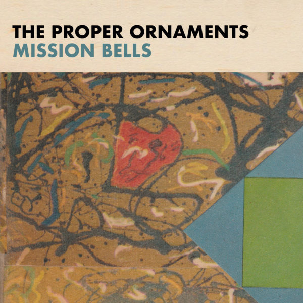 Mission Bells - Proper Ornaments - TR454CL