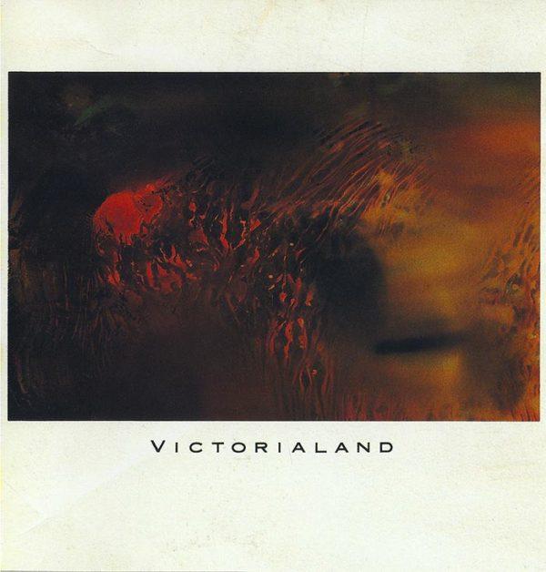 Victorialand - Cocteau Twins - 4AD0193LP