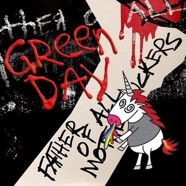 Father Of All - Green Day - 0093624896746