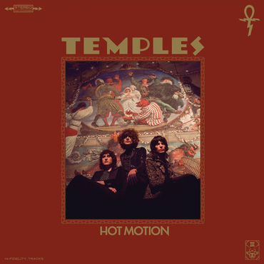 Hot Motion - Temples - ATO0502