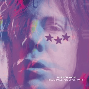 Three Graces / Leave Me Alone - Thurston Moore - DLS09