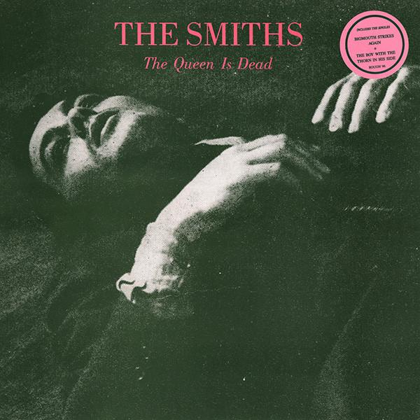 The Queen is Dead - Smiths - 0825646658879