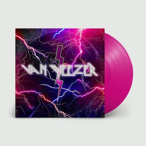 Van Weezer - Weezer - 0075678650963