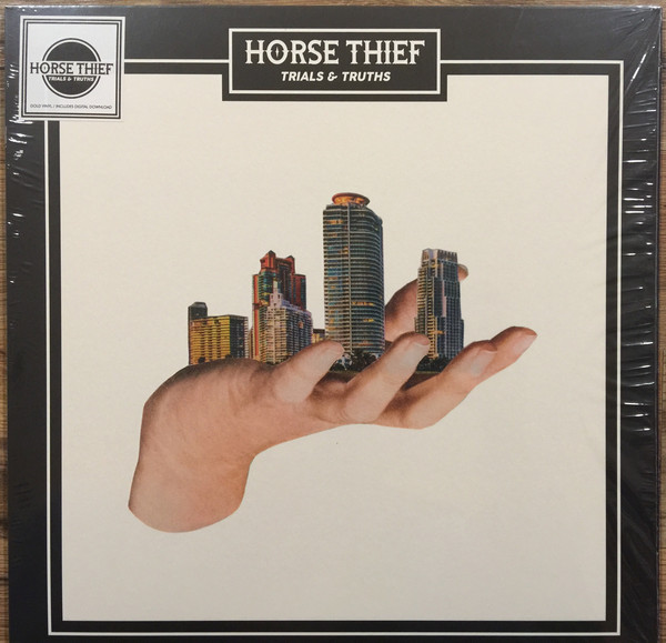 Trials & Truths - Horse Thief - 5414939940439