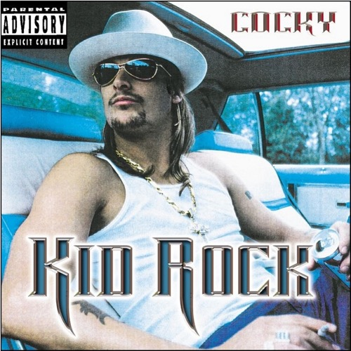 Cocky - Kid Rock - 9362-49221-8