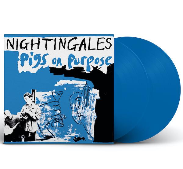 Pigs on Purpose - Nightingales - VOID010LP